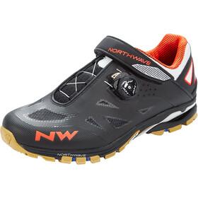 Northwave Spider Plus 2 Buty Mężczyźni, czarny/biały